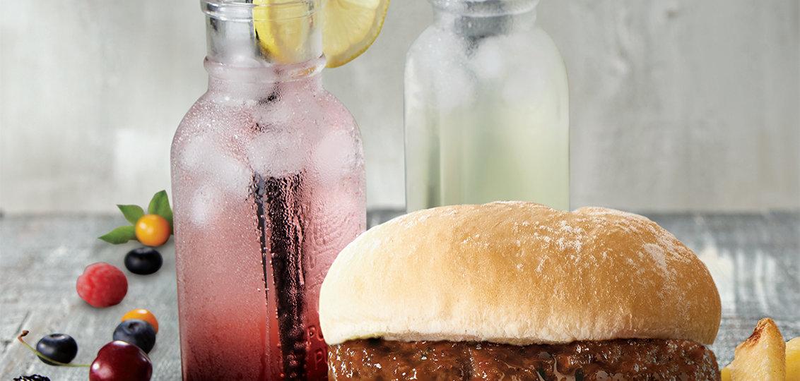 Mugg & Bean Norwood Mall_BBQ Burger& Bottomless Drink